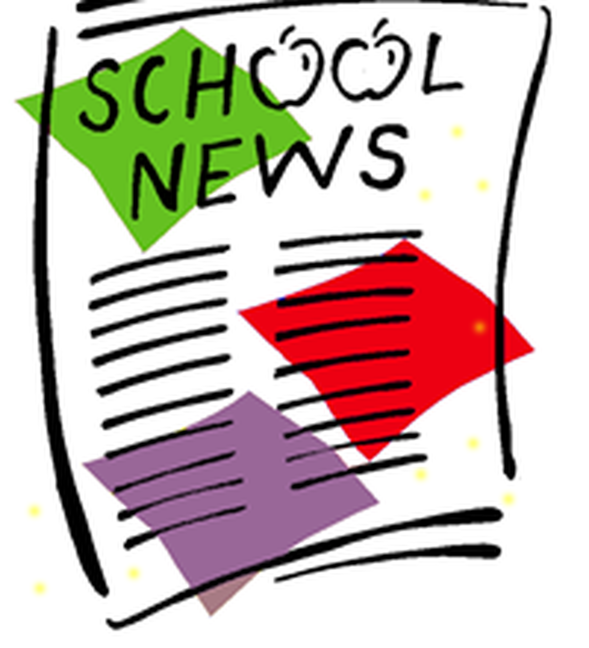 school news letter icon